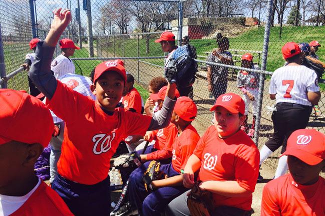 Washington Nationals Uniform Program Expands to Reston ...