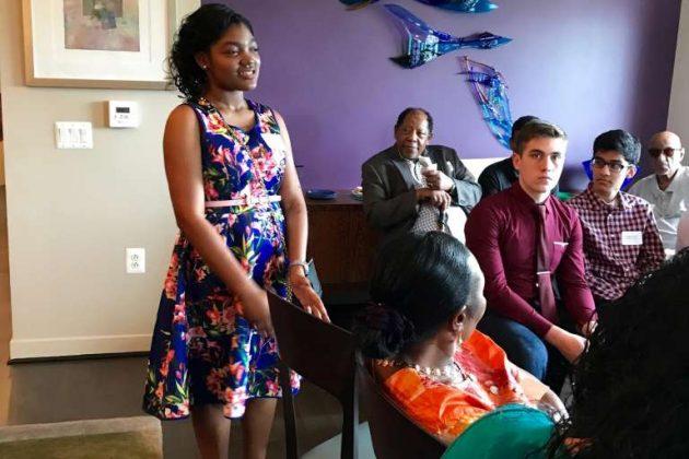 Joelle Nkwantchoa Toundji/Reston Scholarship Fund