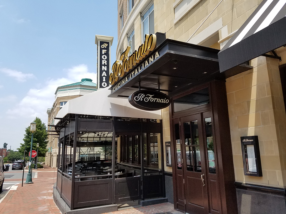 This Is The Last Week For Il Fornaio At Reston Town Center