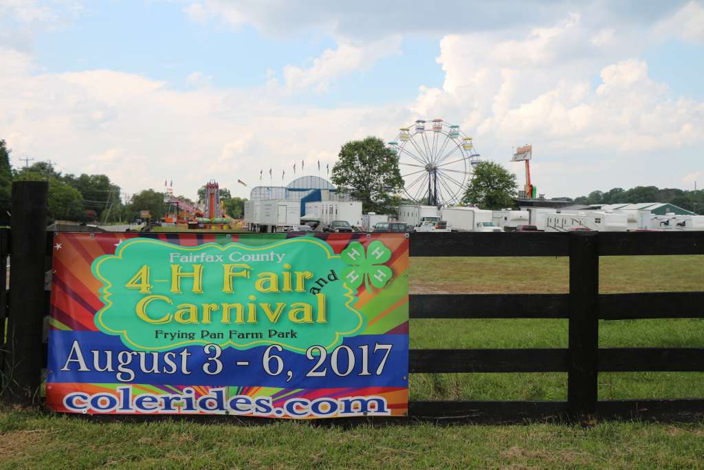 71st Annual Fairfax County 4 H Fair And Carnival Set For