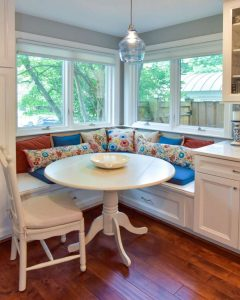 The Great Thing About Kitchen Nooks Is That They Can Add Storage E Since Most Of Them Are Custom Built To Fit Your Be Made With
