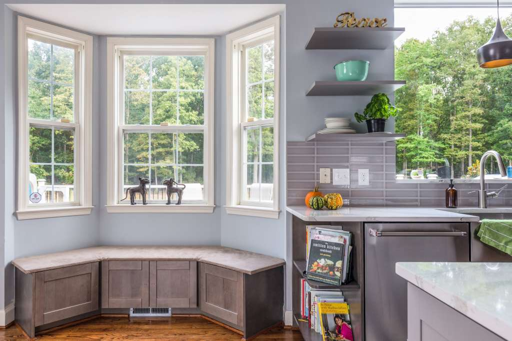 although there are several scenarios of when a kitchen nook is an excellent choice one of the best times to add cozy kitchen space is in an older home - Kitchen Nook