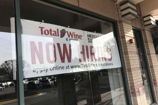 Hiring has begun for the new location at Plaza America. (Photo: Fatimah Waseem)