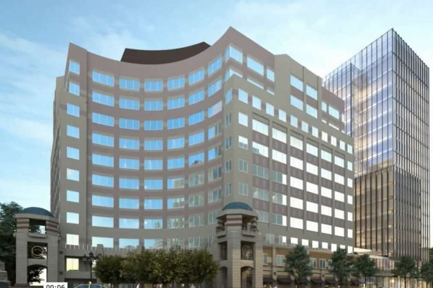 Boston Properties secured Leidos as the full-building tenant.