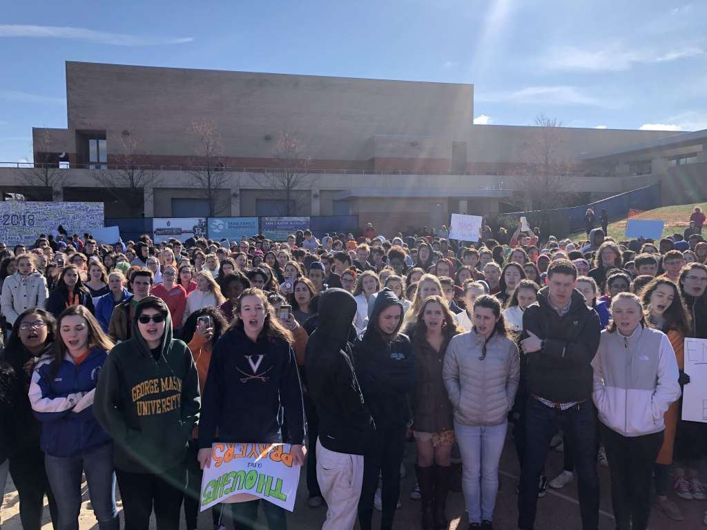 Fairfax County School Board Considers Pitch to Excuse Absences for Protests and Rallies