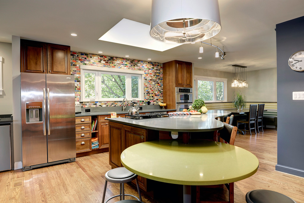 Reston va news and information Energy efficient kitchen design