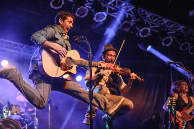 Scythian performs on July 14.