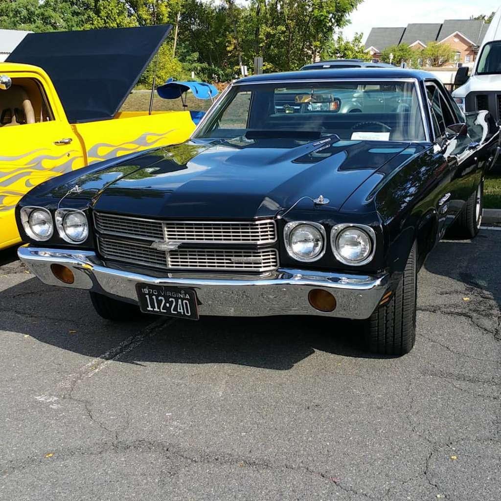 Herndons Classic Car Show Set For Sunday Reston Now - Car show sunday