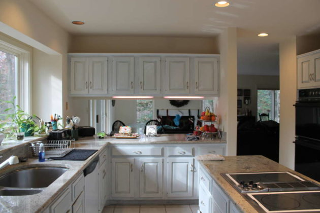 Reno Of The Month: Why You Wonu0027t Get Your New Kitchen By Thanksgiving