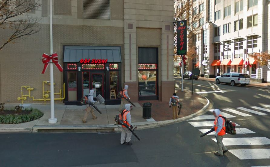 Outstanding Paid Parking Pushes Obi Sushi Out Of Reston Town Center Beutiful Home Inspiration Semekurdistantinfo