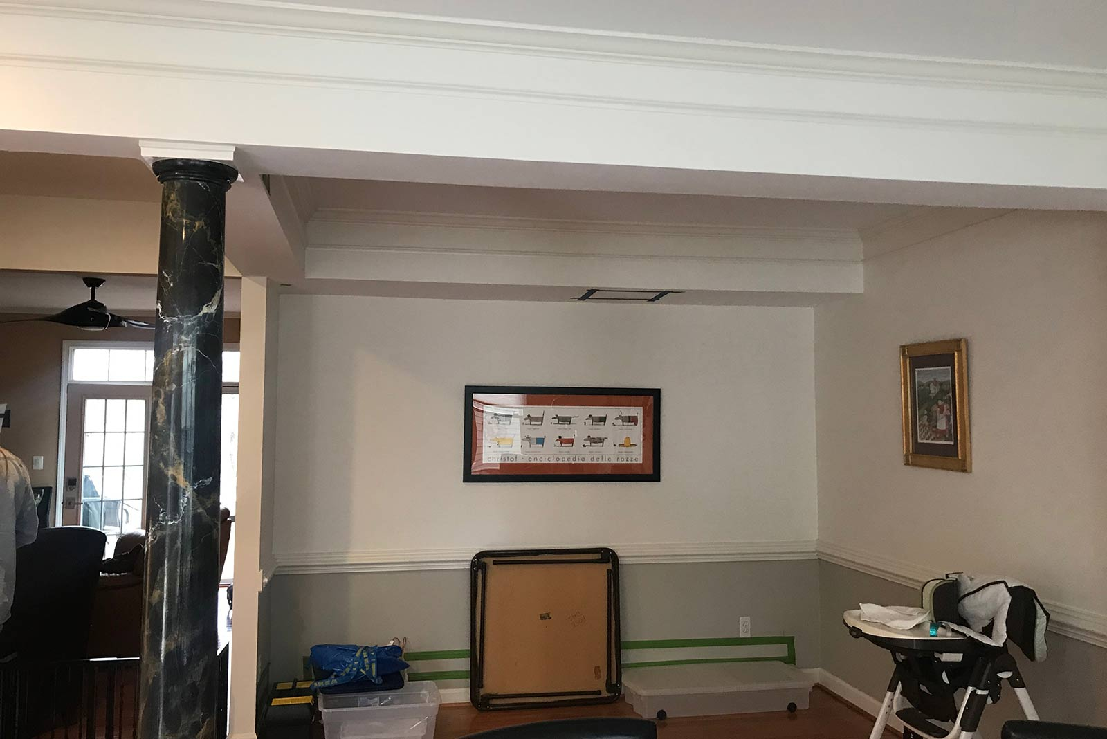 Reno Of The Month How Do You Tell If A Wall Is Load Bearing Reston Now