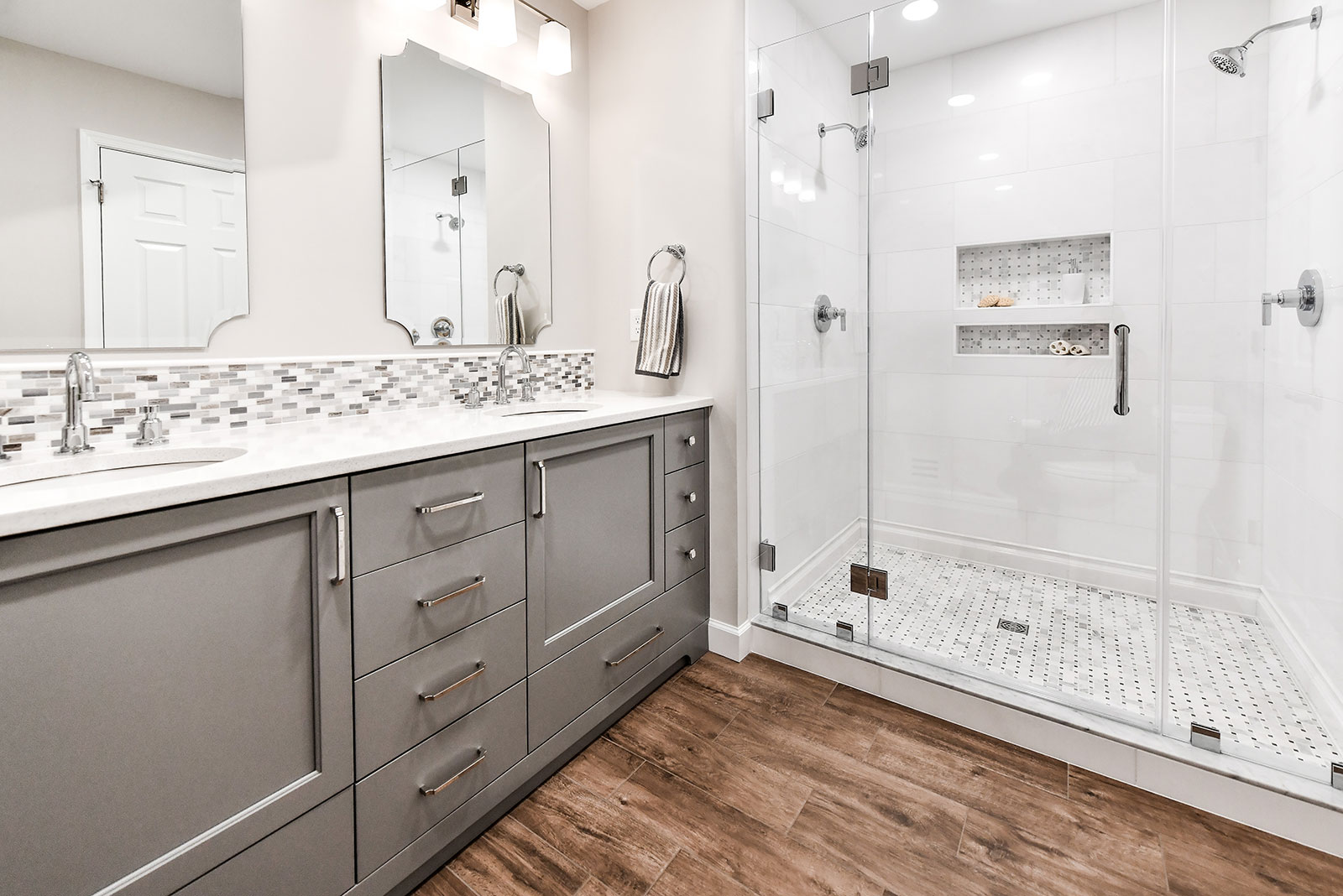 Reno Of The Month Three Things Not To Do In Your Bathroom Remodel Reston Now