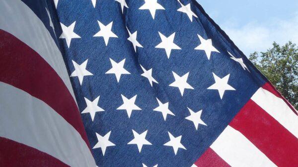 American Flag (Photo via TechPhotoGal/Pixabay)